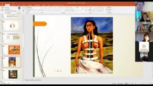 Održana druga književna radionica na temu biografije Fride Kahlo